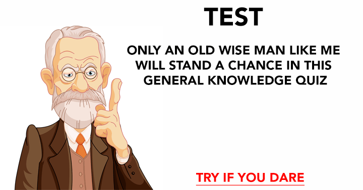 You think you can beat this quiz?