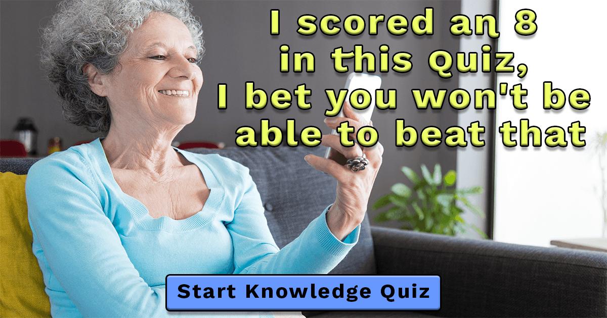 Start Knowledge Quiz