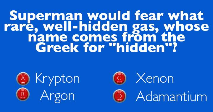 Click for the full mixed knowledge quiz and answers.