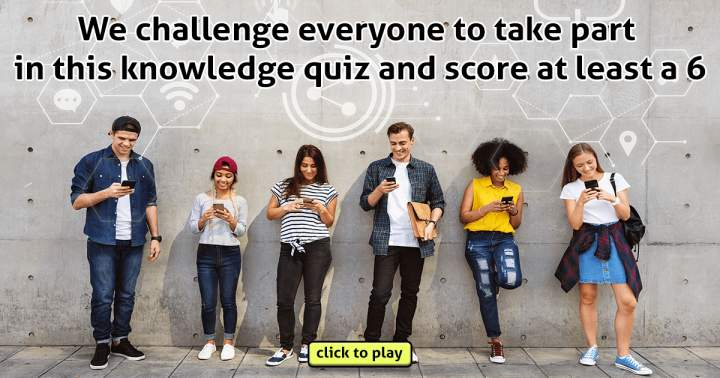 Challenging Mixed Knowledge Quiz