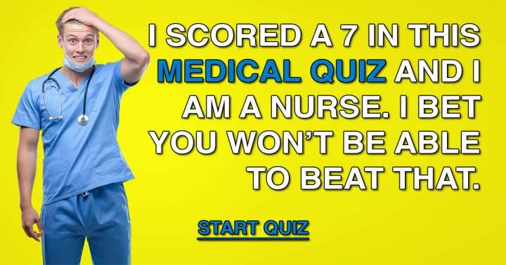 Impossible Medical Quiz
