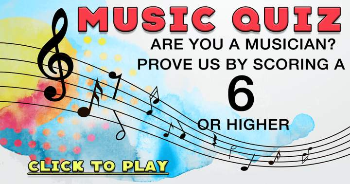 Challenging Music Quiz