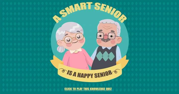 A Smart Senior Is A Happy Senior