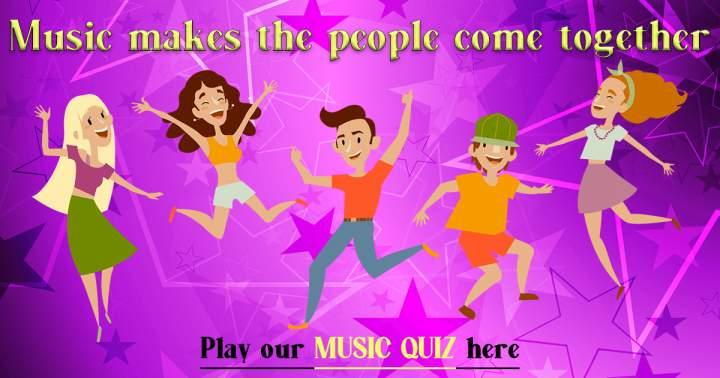 Fresh Music Quiz