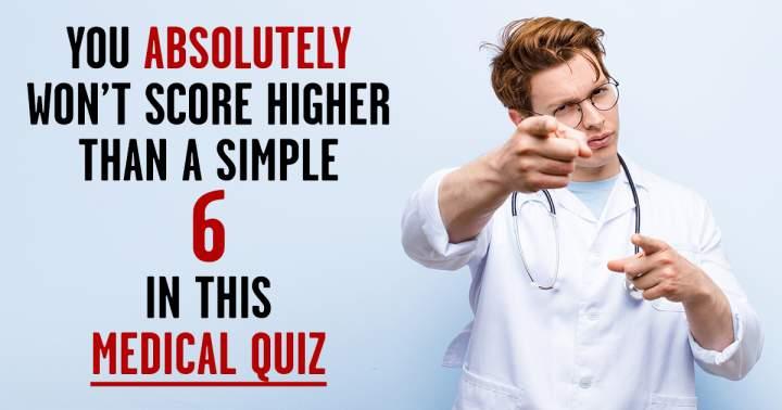 Mixed Medical Quiz