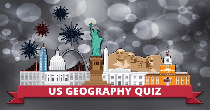 US Geography Quiz