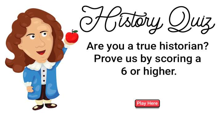 Historical Quiz