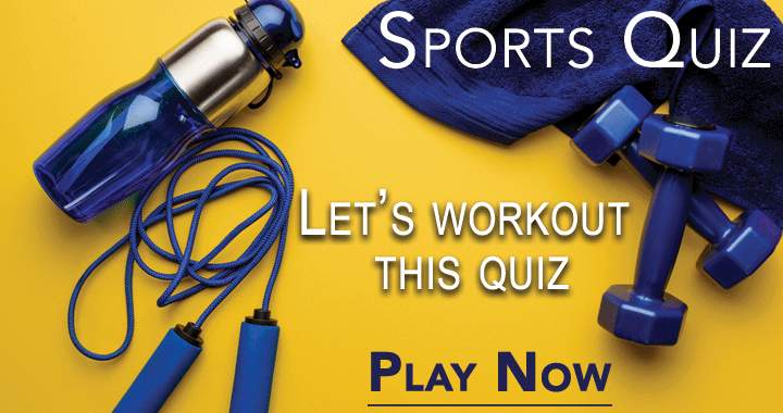 Get Sporty With This Quiz