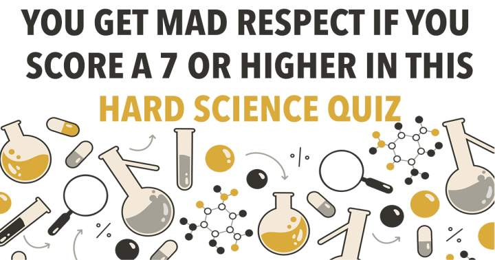Mad Science Quiz