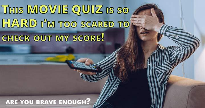 HARD Movie Quiz